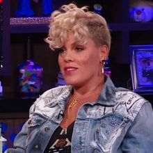 Pink on How Christina Aguilera Turned Their Feud Physical