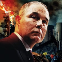 Scott Pruitt's Crimes Against Nature