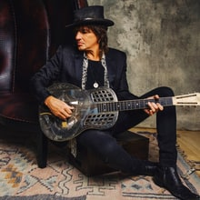Richie Sambora on Bon Jovi Hall of Fame Reunion, Why He Doesn't Miss the Band
