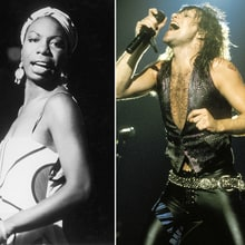 Nina Simone, Bon Jovi, Dire Straits Lead Rock and Roll Hall of Fame 2018 Class
