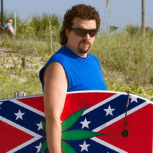 Kenny Powers and the Unlikely Rise of Danny McBride