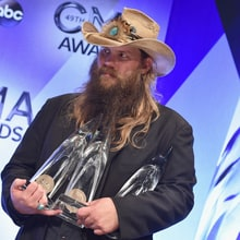 Who Is Chris Stapleton: 5 Things You Need to Know About the CMA King
