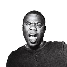 How Tracy Morgan's Near-Death Accident Made Him Funnier