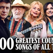 100 Greatest Country Songs of All Time