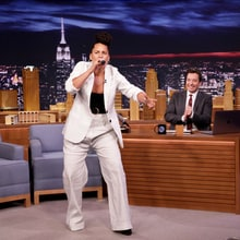 Watch Alicia Keys Impersonate Adele, Gwen Stefani on 'Fallon'