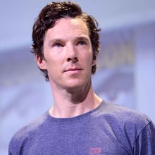 See Benedict Cumberbatch Sing 'Comfortably Numb' With David Gilmour