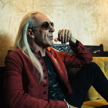 Dee Snider on Where Trump Crossed the Line, Why He Loves Foo Fighters