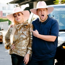 See Lady Gaga Sing 'Joanne' Tracks, Talk Super Bowl in 'Carpool Karaoke'