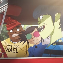 Review: Gorillaz' 'Humanz' Rings in the Apocalypse in Style