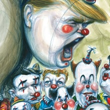 Matt Taibbi's New Book: 'Insane Clown President'