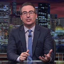 Watch John Oliver Explore How Trump, Memes Fueled Anti-Vaccine Movement