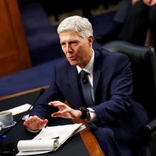 Why Neil Gorsuch's Confirmation Hearings Were a Waste of Time