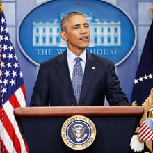 Watch President Obama's Final Press Conference