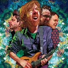 Phish's New Harmony: How America's Greatest Jam Band Learned to Get Along