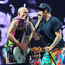 Lollapalooza Livestream: Watch Red Hot Chili Peppers, Future, More