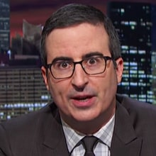 John Oliver on RNC: 'What the F--k Just Happened?'