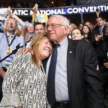 Jane Sanders: Why Bernie Voters Shouldn't Get Over It