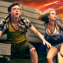 See Luc Besson's Breathtaking Epic 'Valerian' in New Trailer
