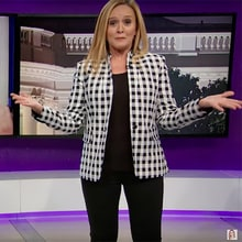 See Samantha Bee Skewer Anthony Scaramucci's Disastrous 'Mooch Doctrine'