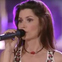 Flashback: See Shania Twain Amp Up Sex Appeal for 'Any Man of Mine'