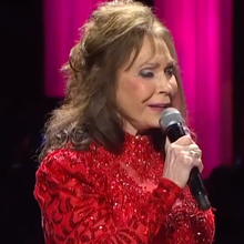 See Loretta Lynn Reprise Classic 'Country' on the Opry