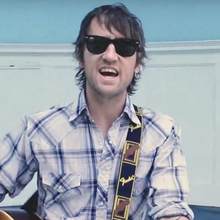 See Foo Fighter Chris Shiflett's Frenetic Video for 'West Coast Town'