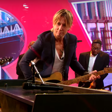 Watch Keith Urban, Harry Connick Jr.'s Nimble Blues Jam