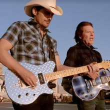 See Brad Paisley, John Fogerty Call Out Mistreatment of War Veterans