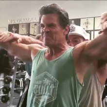 Here's How Josh Brolin Got Bigger Than Ryan Reynolds for 'Deadpool 2'