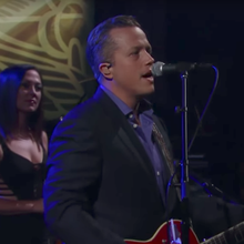 Watch Jason Isbell's Blistering 'Hope the High Road' on 'Colbert'