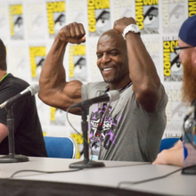Microsoft Details 'Crackdown 3' Story, Gameplay and Actor Terry Crews' Participation