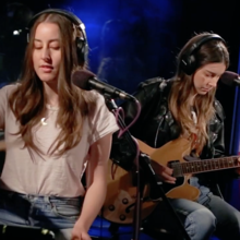 See Haim's Spirited Cover of Shania Twain's 'That Don't Impress Me Much'