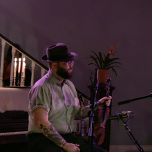 Watch Joshua Hedley, Erin Rae's Delicate Guy Clark Cover