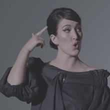 Watch Aubrie Sellers Satirize Shallow Culture in Video for 'Paper Doll'