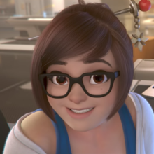New 'Overwatch' Short Stars Mei