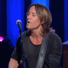 See Keith Urban, Chris Janson's Electrifying Opry Performance of 'Sold'