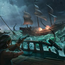 'Sea of Thieves' Comes Out in March