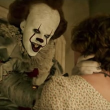 Watch Pennywise Terrorize Losers' Club in Chilling New 'It' Trailer