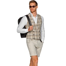 Break Out of the Blazer Trap with These Summer Vests