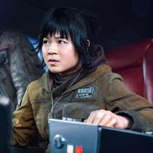 'The Last Jedi's New Hope: Meet 'Star Wars' Breakout Kelly Marie Tran