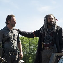 'The Walking Dead' Season Premiere Recap: Life During Wartime