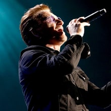 Bono on How U2's 'Songs of Experience' Evolved, Taking on Donald Trump