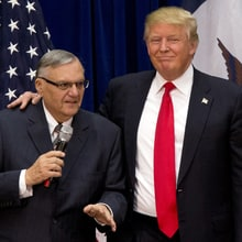 Trump's Possible Pardon of Joe Arpaio: What You Need to Know