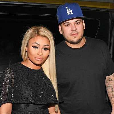 Rob Kardashian and Blac Chyna's Cutest Moments