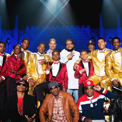 Inside New Edition's Overdue Renaissance