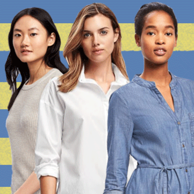 What to Get From Old Navy's Up-to-40-Percent-Off Sale