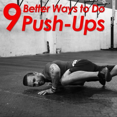 9 Better Ways to Do a Push-Up