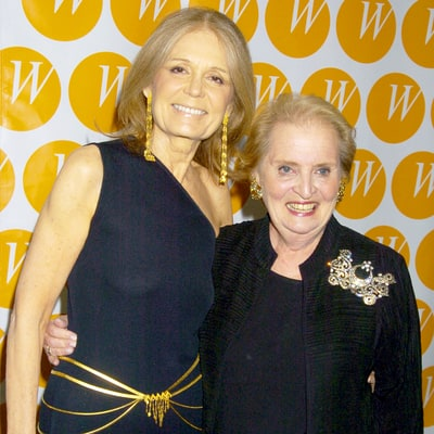 Gloria Steinem and Madeleine Albright Shame Female Bernie Sanders Supporters: Vote for Hillary!