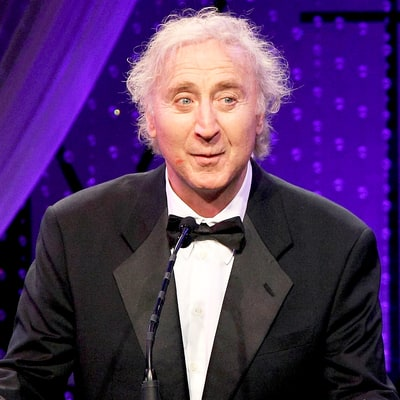 Gene Wilder Died Holding Hands With His Family While Listening to 'Over the Rainbow'