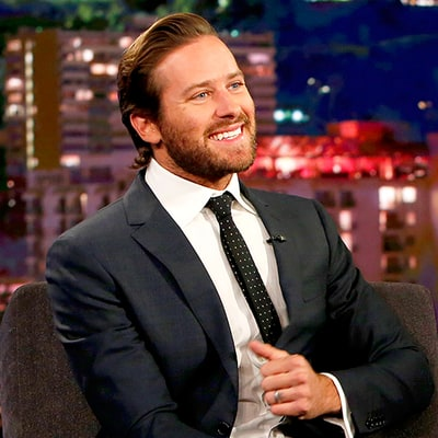 Armie Hammer Accidentally Reveals Sex of Second Child: 'I'm In So Much Trouble'